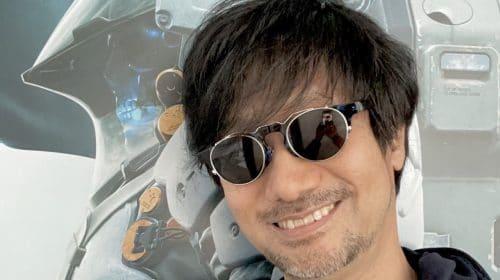 """Após completar 58 anos, Hideo Kojima promete produzir até seu """"cérebro parar de funcionar"""""""