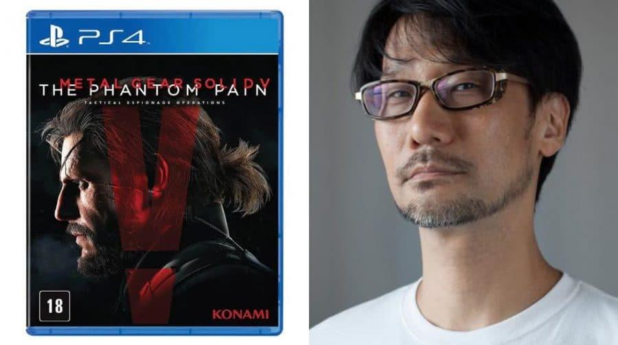 Kojima se posiciona a favor das mídias físicas e mostra preocupação com o avanço digital