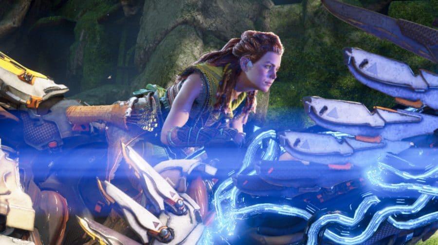 Na PlayStation alemã, Horizon Forbidden West não aparece nos lançamentos de 2021