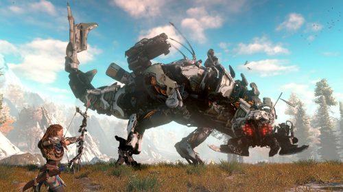 Horizon Zero Dawn: update destrava 60 FPS no PlayStation 5