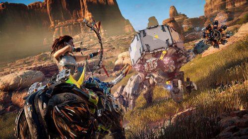 Veja como está Horizon Zero Dawn em 4K a 60 FPS no PS5