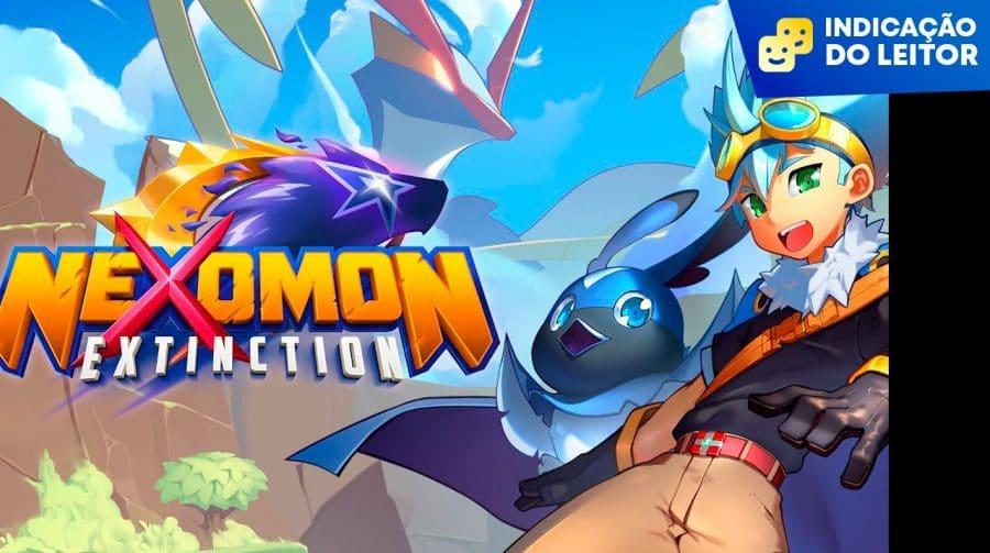 Leitor indica: Nexomon: Extinction, um