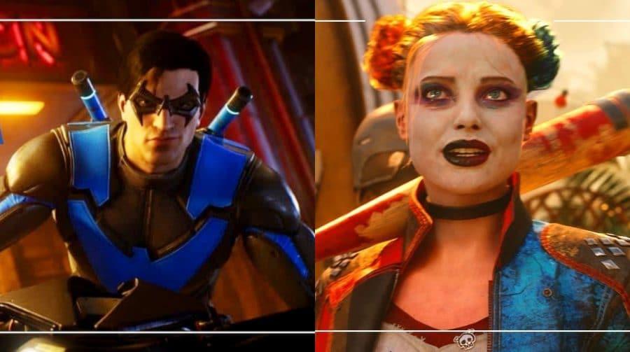 Jogo do Esquadrão Suicida e Gotham Knights farão parte do DC Fandome 2021