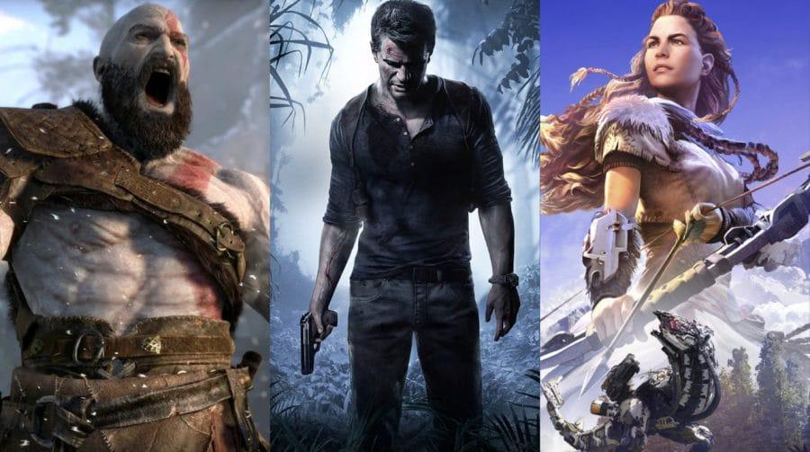 15 jogos de PlayStation para não deixar de jogar no PS4 e no PS5