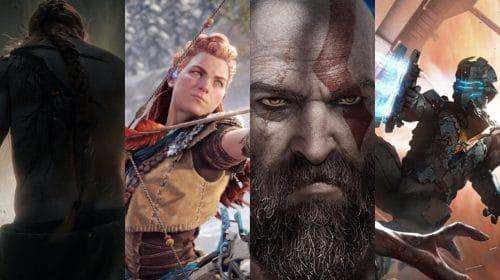 Dead Space, God of War Ragnarok e mais! Veja a lista com os grandes lançamentos de 2022