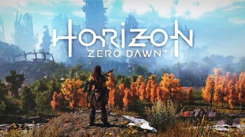 Logomarca de Horizon Zero Dawn é atualizada para padronizar com Forbidden West