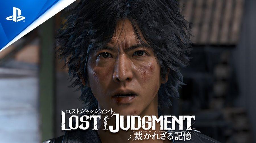 História repleta de mistérios é destaque em trailer estendido de Lost Judgment