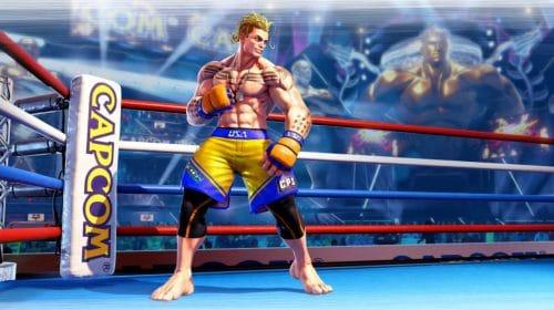 Luke, último lutador de Street Fighter: Champion Edition, é revelado