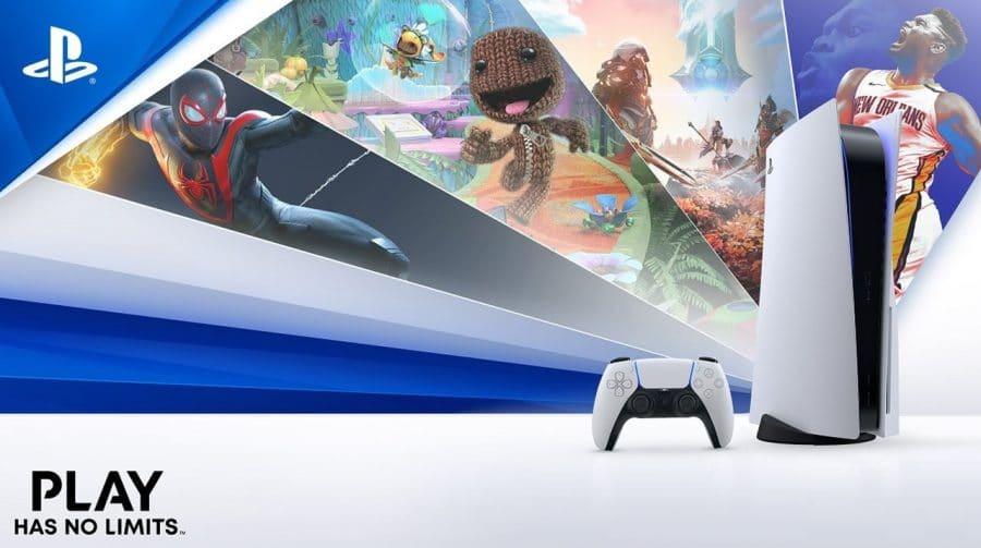 Lista ranqueia os 100 jogos mais jogados no PS5 em julho