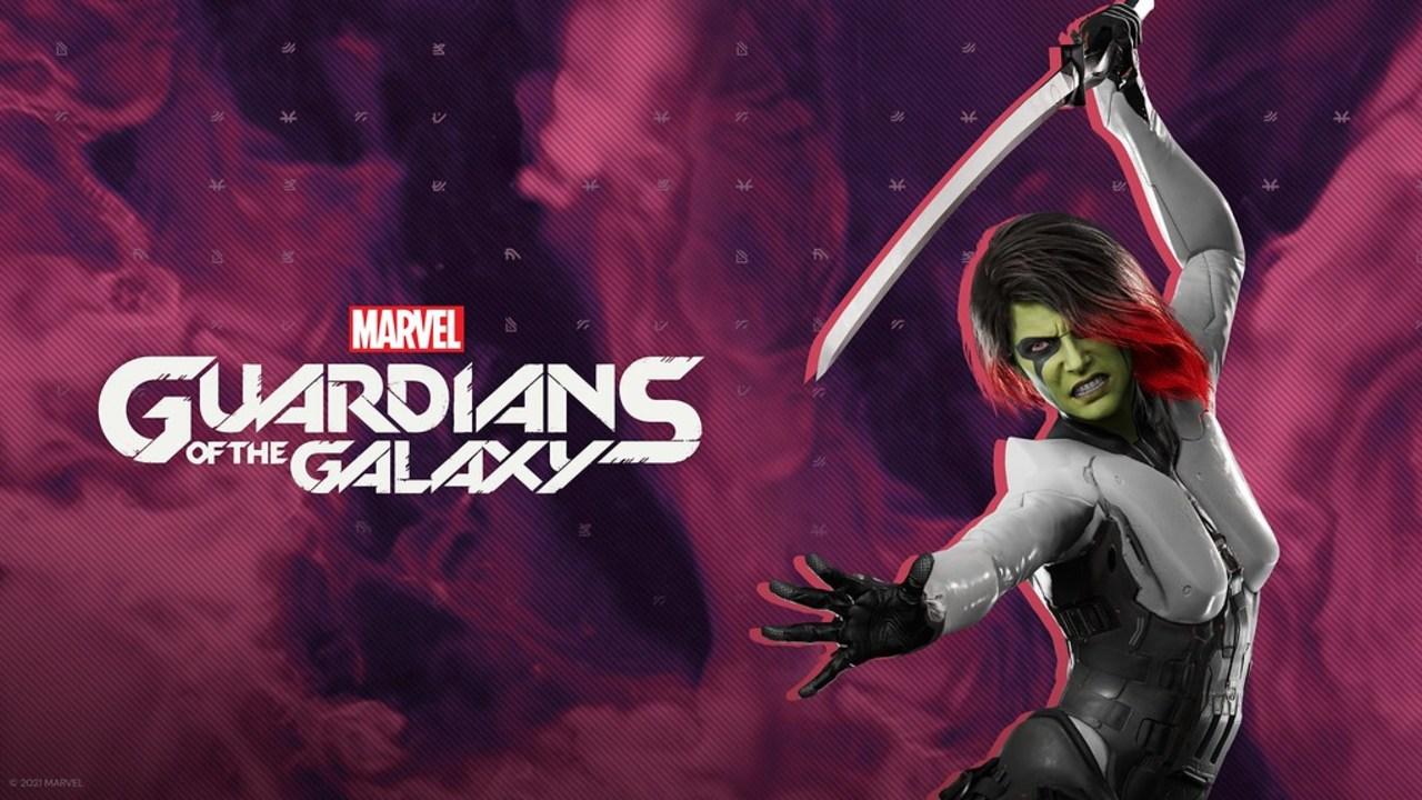 Marvel's Guardians of the Galaxy - Gamora