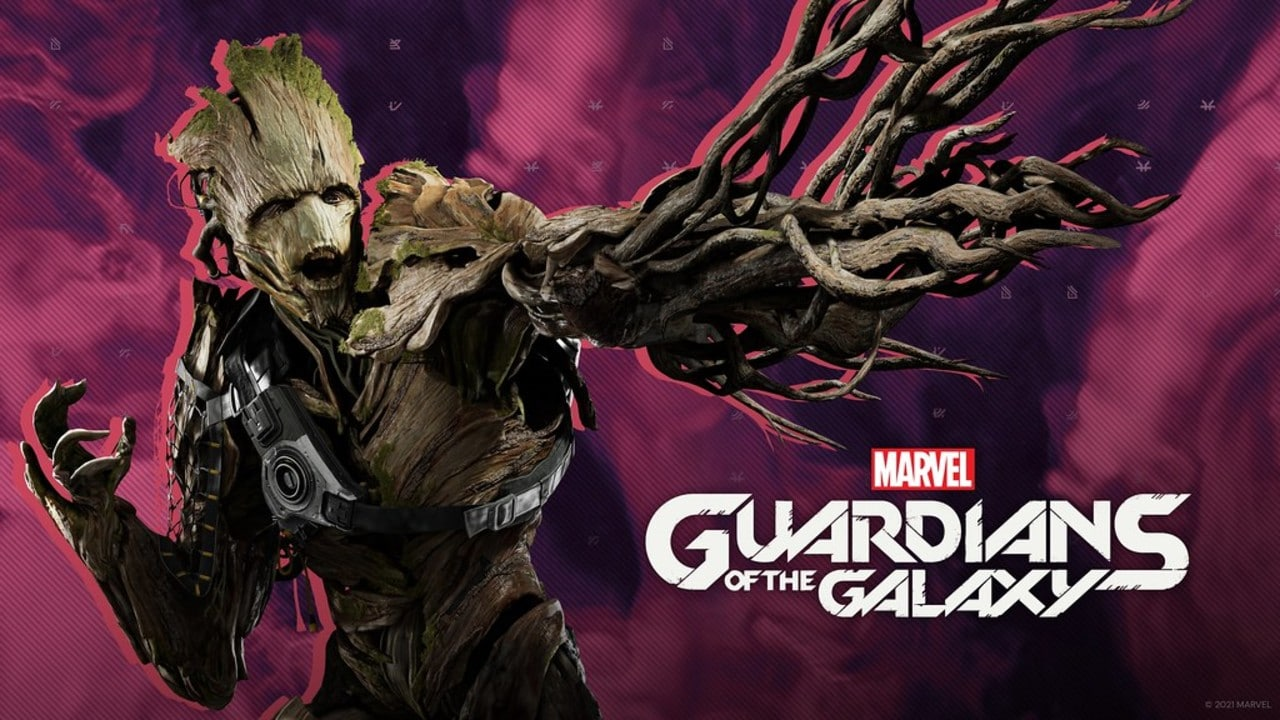 Marvel's Guardians of the Galaxy - Groot