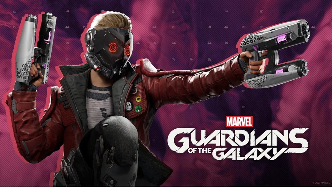 Marvel's Guardians of the Galaxy - Peter Quill