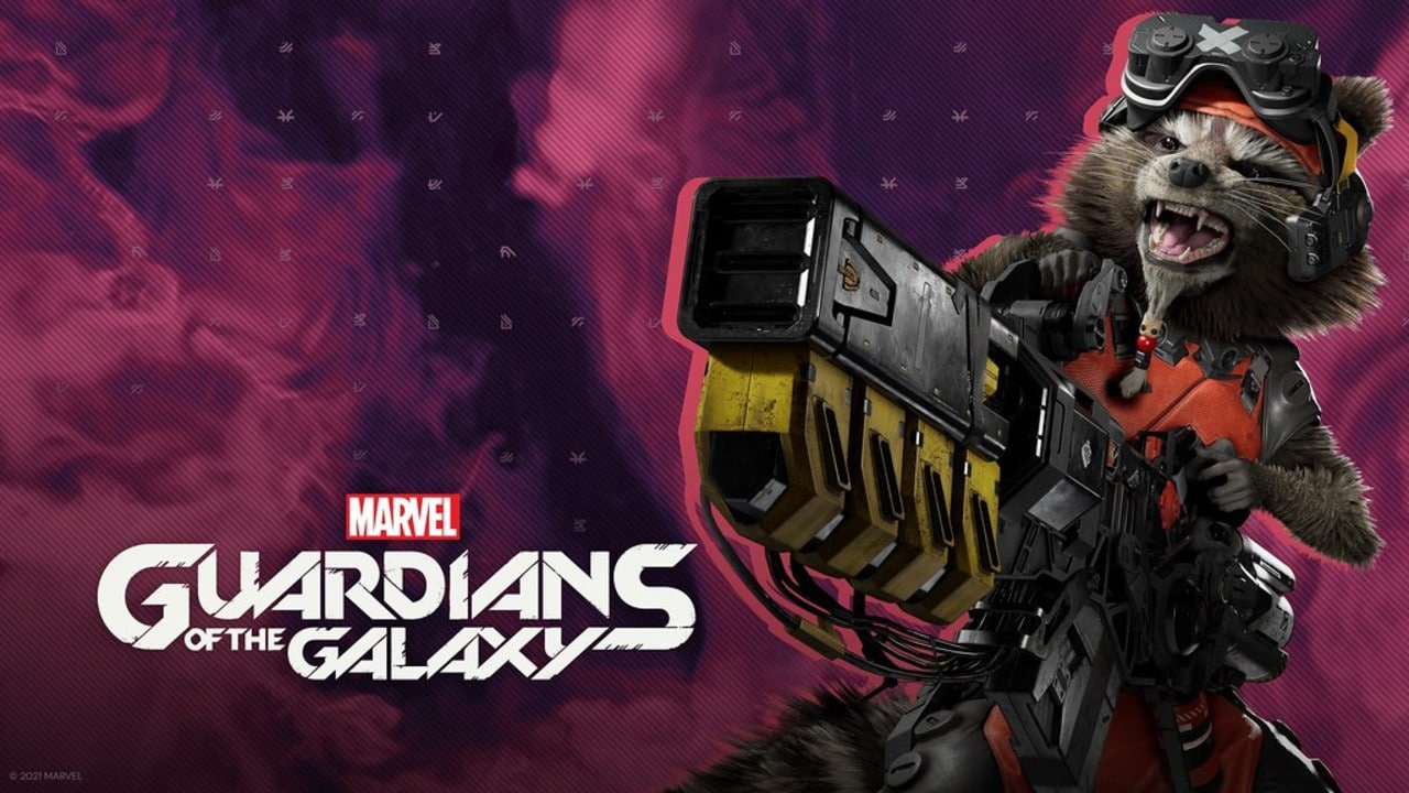 Marvel's Guardians of the Galaxy - Rocket