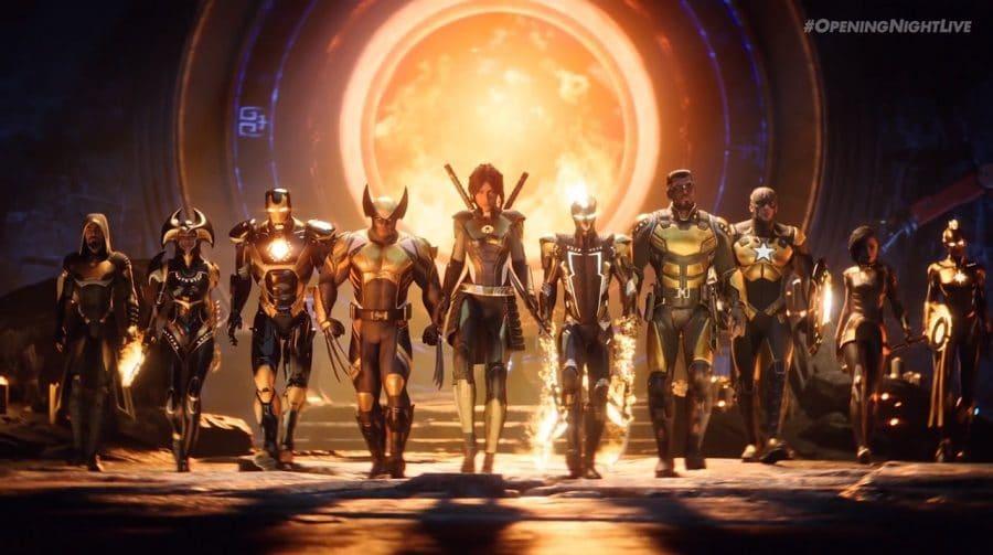 Marvel's Midnight Suns terá câmera em 3ª pessoa livre em espaço social