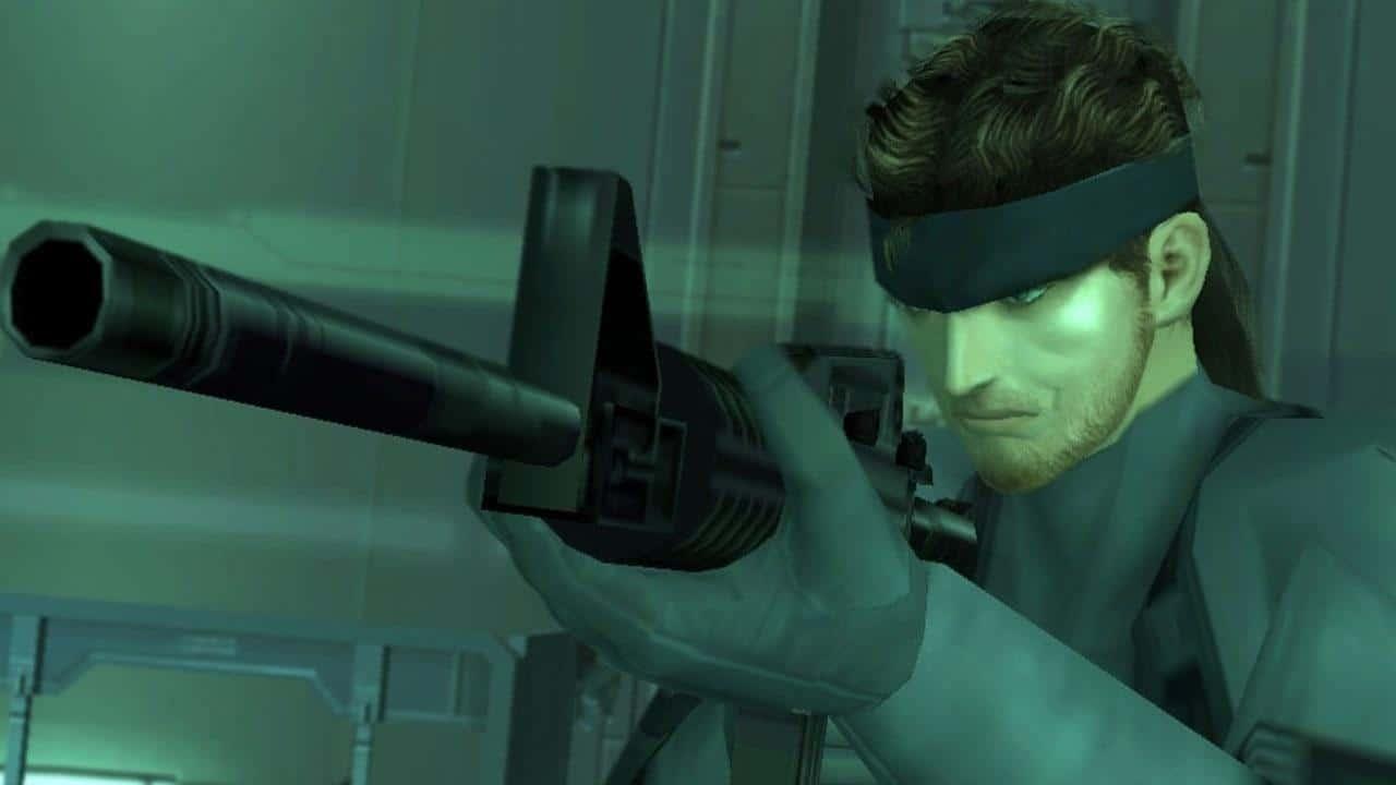 Gameplay de Metal Gear Solid 2.
