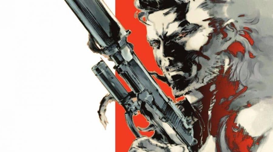 Trailer de Metal Gear Solid 2 em 4K é o que todo fã queria