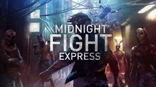 Tiro, porrada e ação: Midnight Fight Express é anunciado para PlayStation 4