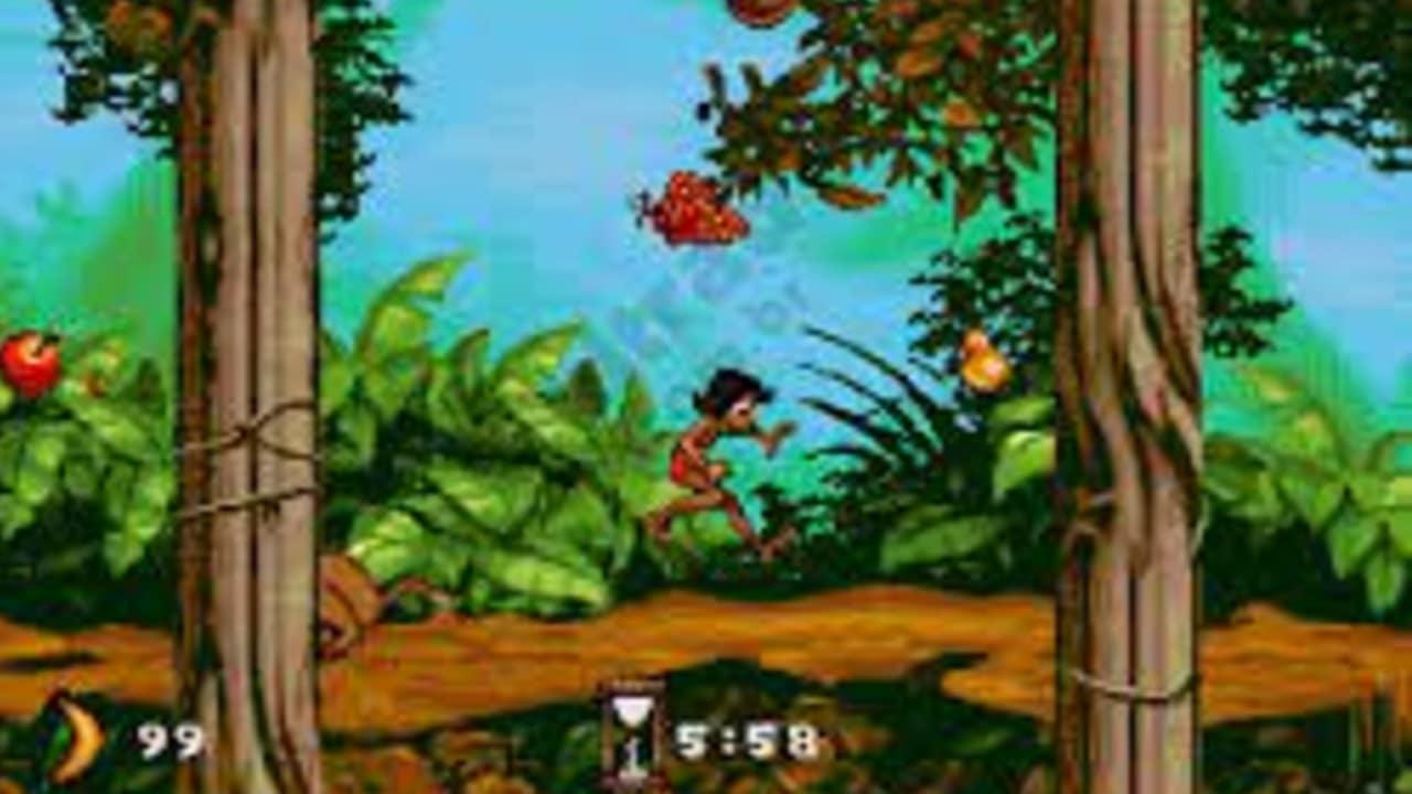 Mogli - Coleção de Jogos Clássicos da Disney
