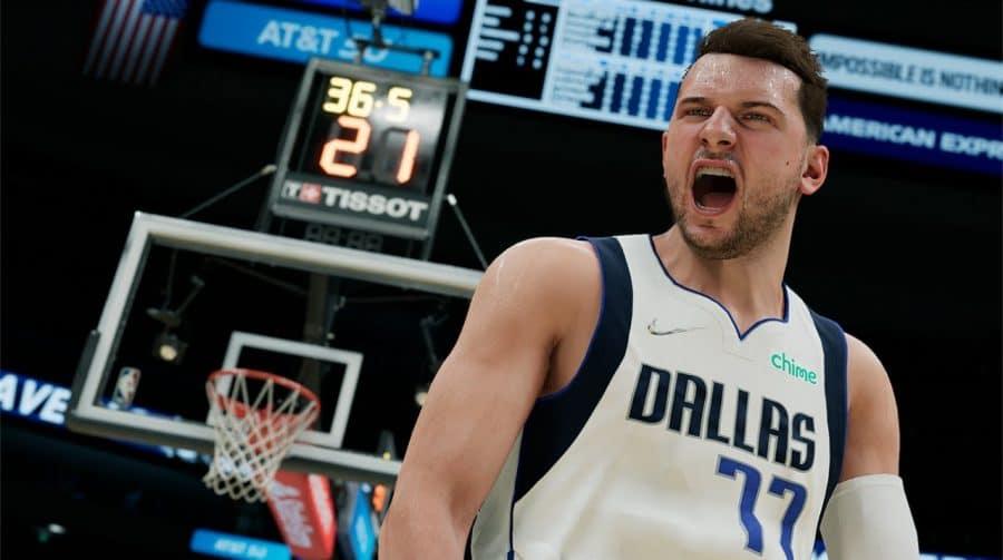 Novo trailer de NBA 2K22 mostra gráficos incríveis e um pouco de gameplay