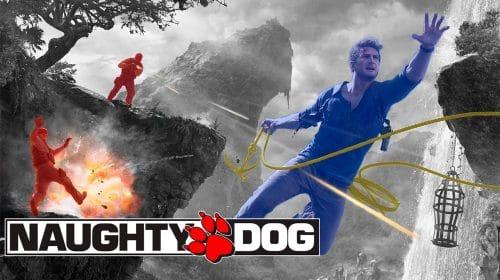 A História da Acessibilidade com a importante contribuição da Naughty Dog
