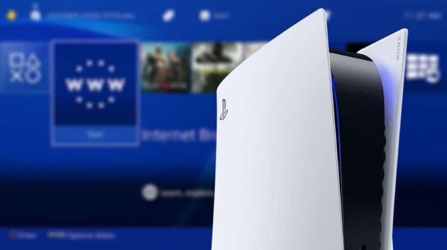 PS5 tem um navegador de internet escondido; veja como acessar