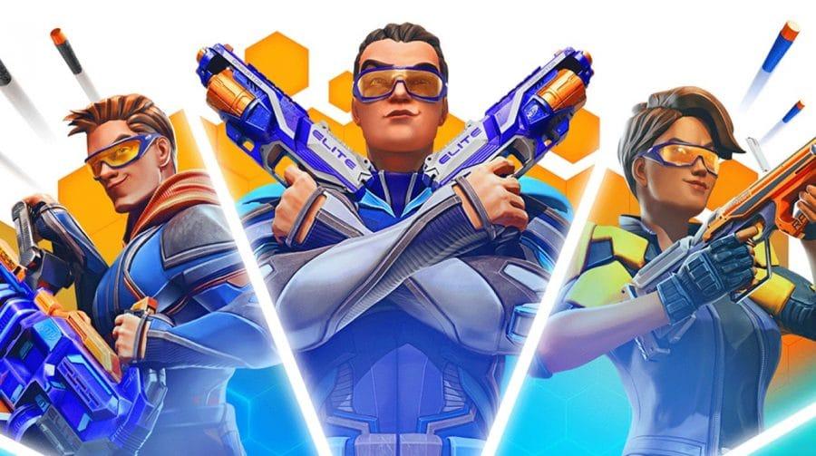 Inspirado em brinquedos da Hasbro, Nerf: Legends é anunciado para PS4 e PS5