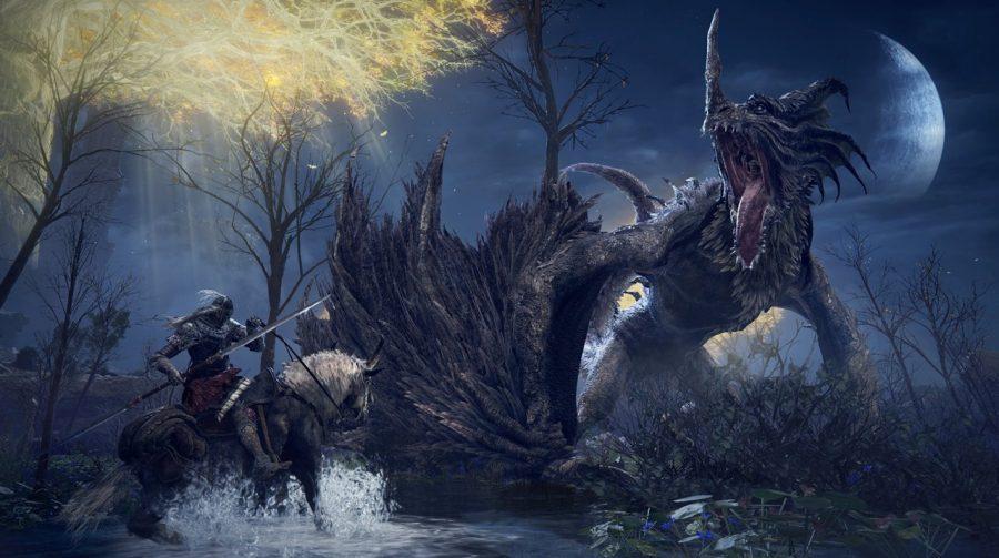 Dragão gigante, aberrações e mais! Novas imagens de Elden Ring impressionam