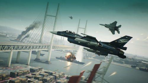 Um novo Ace Combat está em desenvolvimento, anuncia Bandai Namco