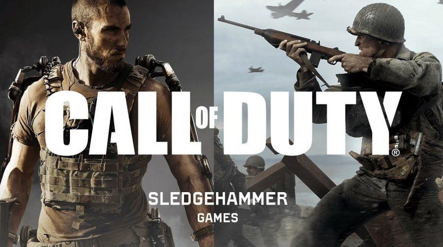 Influencers fazem teaser para novo Call of Duty