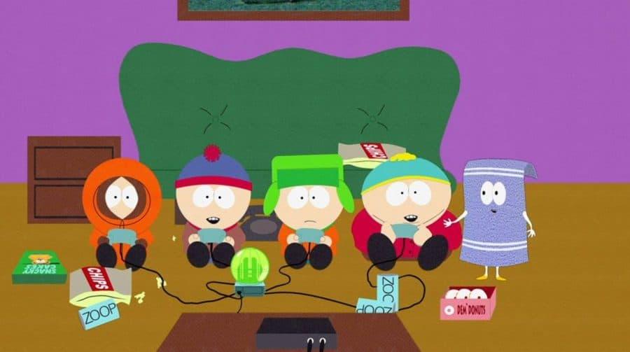 Acordo prevê novo jogo de South Park até 2027