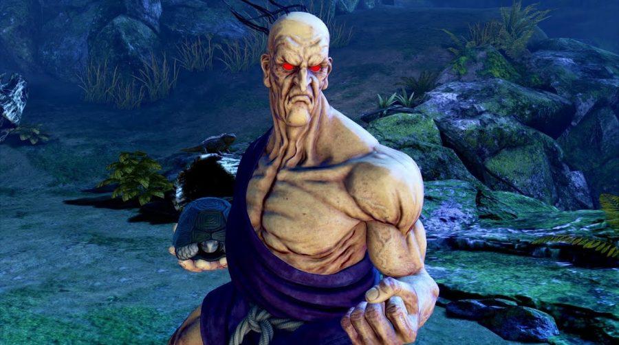 Street Fighter V: trailer apresenta o gameplay do eremita Oro