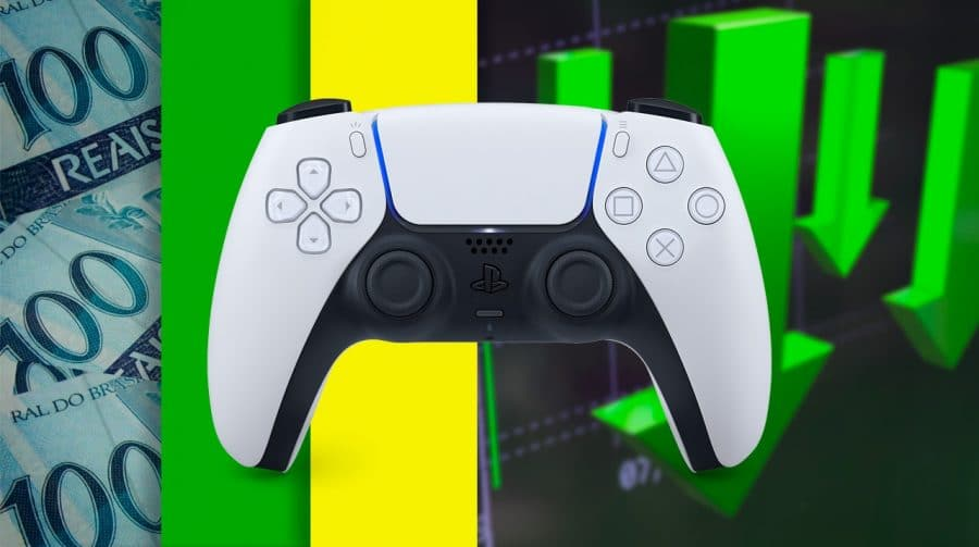 Preço do PS5: PlayStation Brasil analisa medida do governo