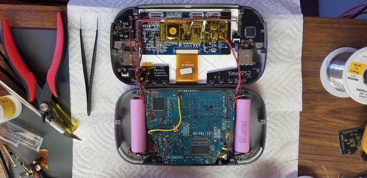 PS2 portátil