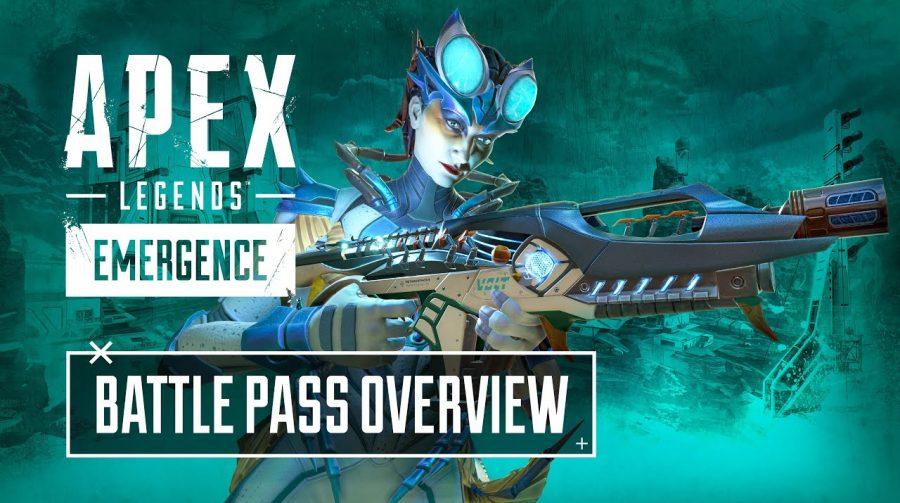 Respawn detalha o Passe de Batalha da nova temporada de Apex Legends