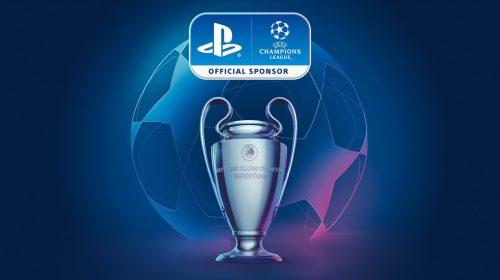 PlayStation renova parceria com a UEFA Champions League até 2024
