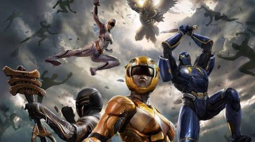 Jogo dos Power Rangers cancelado em 2016 seria parecido com Batman: Arkham