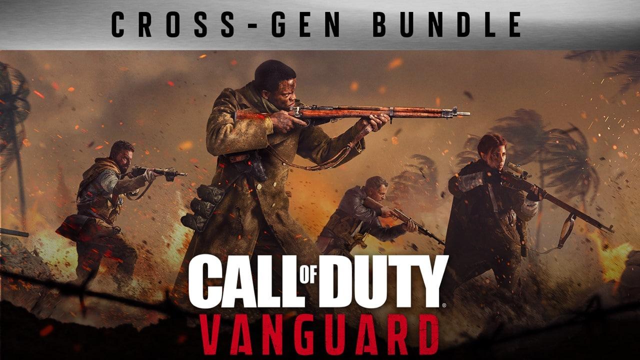 Pré-venda de Call of Duty Vanguard