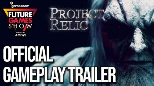 Project Relic: trailer mostra visuais impressionantes em combates soulslikes