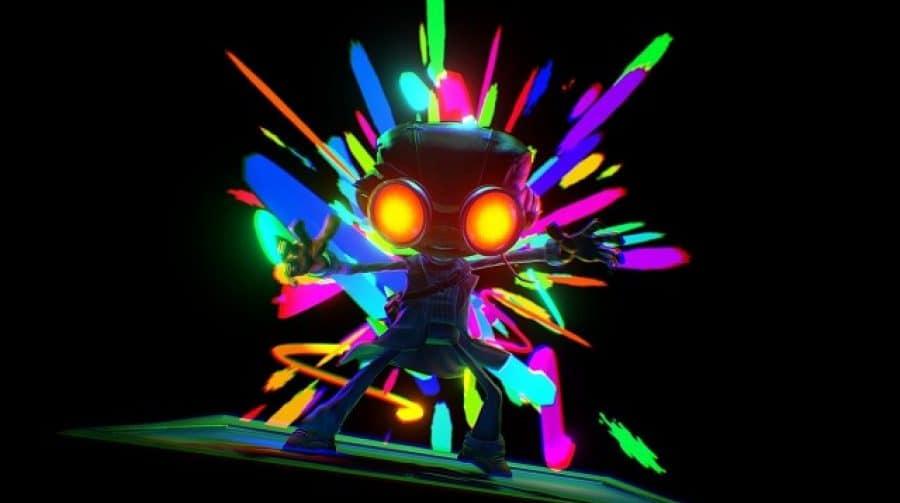 Raz e seus poderes são destaques do novo trailer de Psychonauts 2