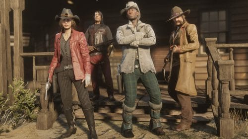 Rockstar adiciona modo de ondas de inimigos ao Red Dead Online