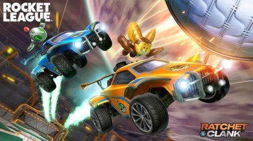 Ratchet & Clank chegam ao Rocket League nesta quarta-feira (18) de forma gratuita