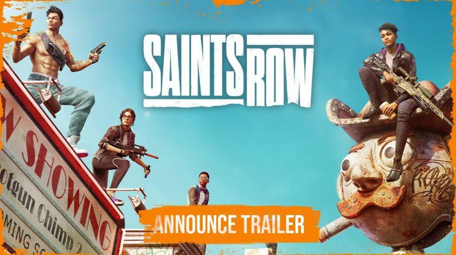 Reboot de Saints Row é anunciado na Gamescom 2021; veja trailer!