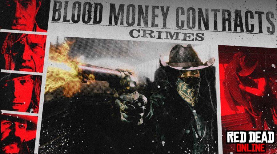 Red Dead Online: dobro de XP no Blood Money, descontos e mais