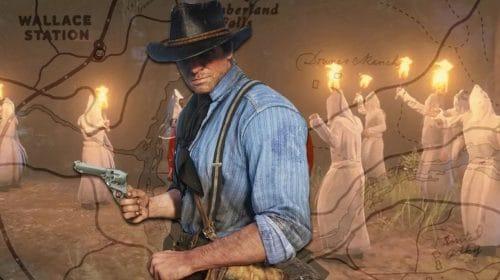 Jogador de Red Dead Online está caçando membros da KKK no jogo