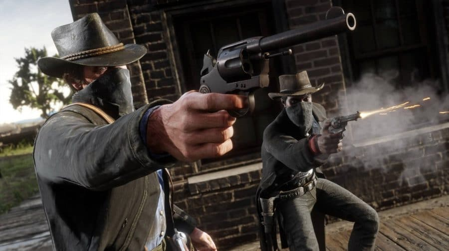 Rockstar oferece munição e mapa do tesouro grátis em Red Dead Online