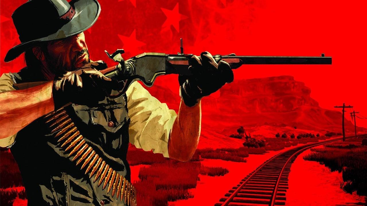 John Marston, protagonista do primeiro Red Dead Redemption.