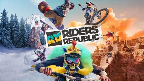 [Prévia] Riders Republic tem potencial para entreter fãs de esportes radicais