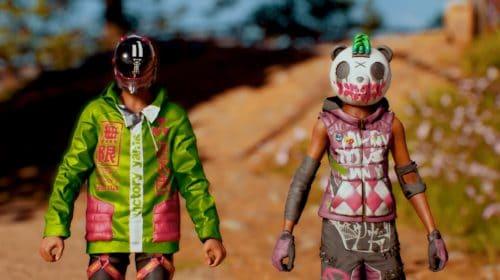 Novo trailer destaca opções de customização de Riders Republic
