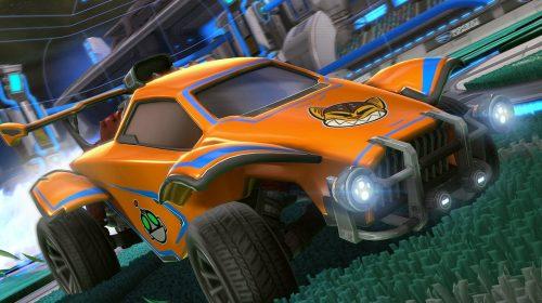 Rocket League agora roda a 120 FPS no PlayStation 5