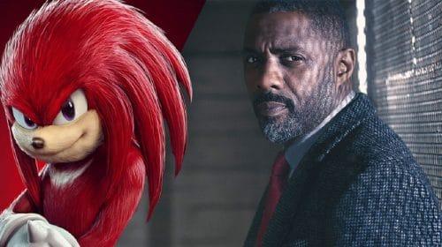 Idris Elba será o dublador de Knuckles em Sonic 2